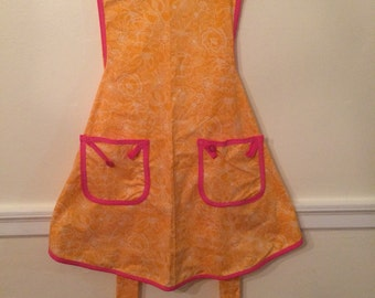 Womens full apron