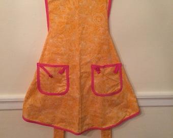 Womens full apron