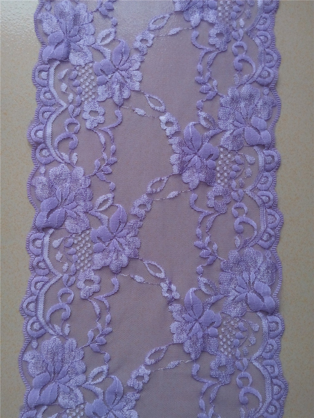 lavender lace table runner wedding table runner lace runner