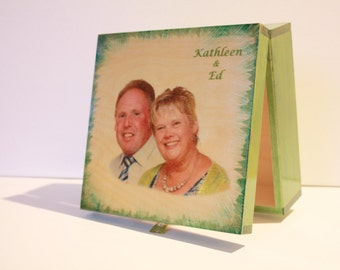 Personalized wooden box, keepsake box, hand painted box, jewelry box, trinket box, wooden keepsake box