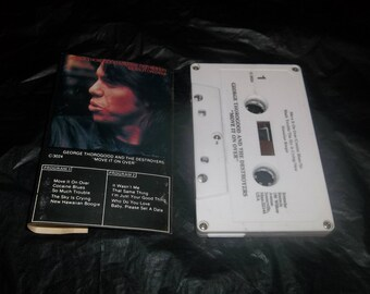GEORGE THOROGOOD CassetteTape Move It On Over Rounder Records