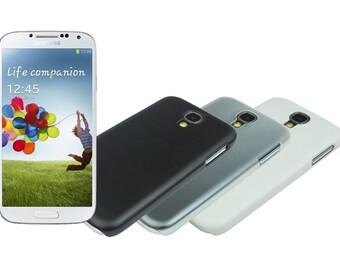 5 x Blank Plain Slim Hard Case for Samsung Galaxy S5 DIY Customize