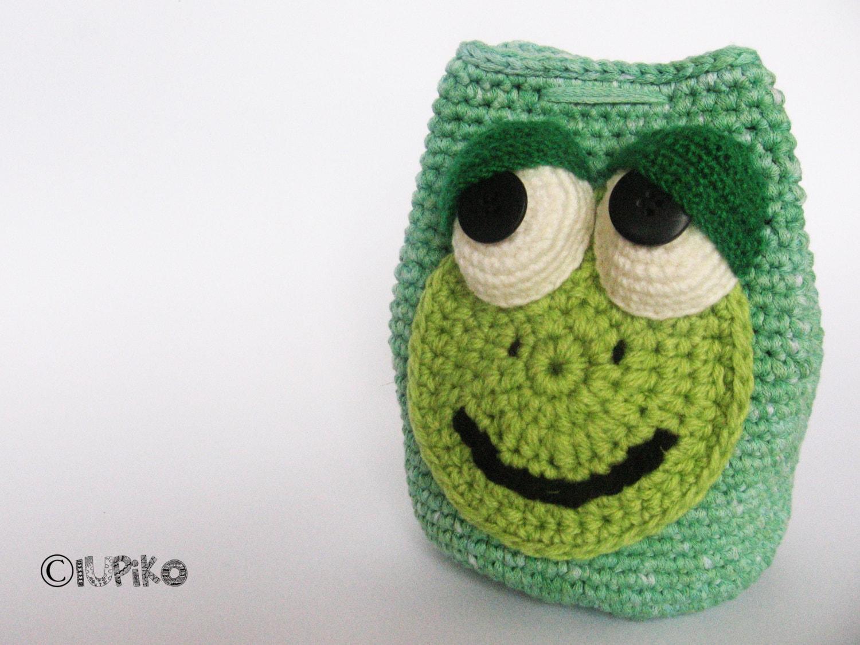 Kids Purse Little Girls Purse Crochet Cotton Purse Coin
