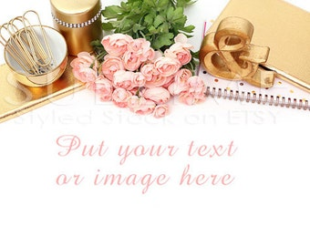 Styled Stock Photography / Styled Desktop / Product Styling / Digital Background / Styled Photography / JPEG Digital Image / StockStyle-380