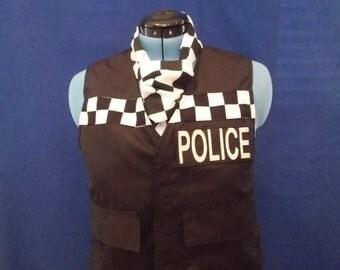 Amy Pond inspired Vest and cravat