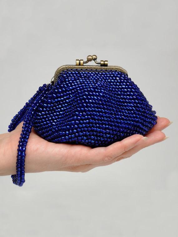 Knit Evening Bag 118