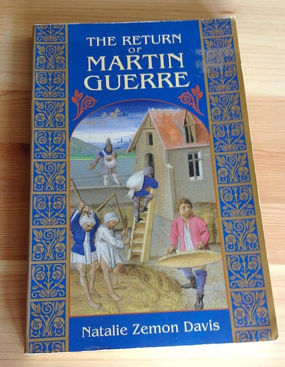 an introduction to the return of martin guerre The wife of martin guerre janet lewis 2013 book published by: ohio  university press  of all three cases of circumstantial evidence novels, each  featuring a new introduction by kevin haworth  afterword: the return of janet  lewis pp.