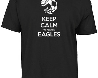 Crystal Palace - Keep calm we are the Eagles t-shirt