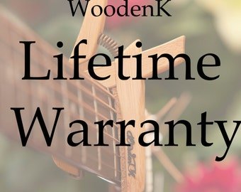 Lifetime Warranty for WoodenK