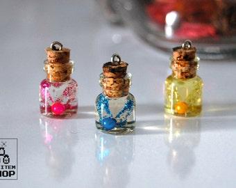 Bottled fairies miniature