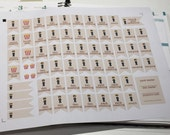 Cub / Boy Scout Stickers for Your Planner - All Levels - MTD0131