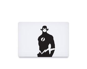 The Flash-----Macbook Decal Macbook Sticker Mac Decal Mac Sticker Decal for Apple Laptop Macbook Pro / Macbook Air / iPad/MINI