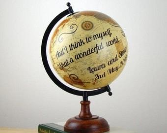Globes Maps Etsy UK