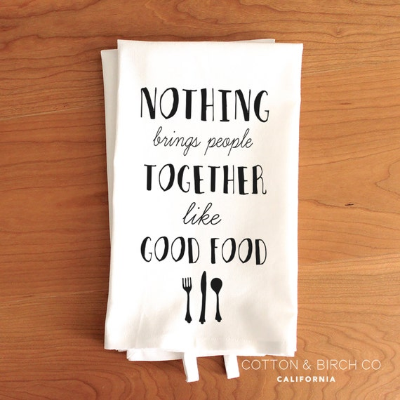 cute dish towel