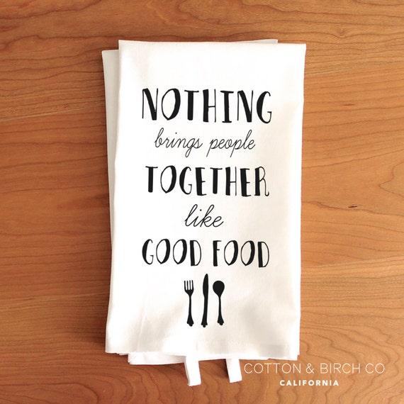 cute dish towel