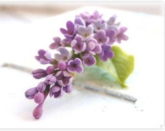 purple lilac boutonniere, artificial flowers, wedding boutonnieres
