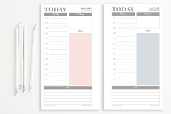 Filofax PERSONAL Daily Planner Soft Pastel Coco Collection