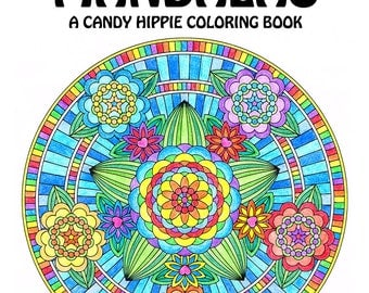 flower mandalas adult coloring book printable mandala coloring book for adults 12 adult coloring - Christmas Mandalas Coloring Book