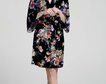 F07187 spa bathrobes mother of the bride gown women bath robe costume kimono long bathrobe father of the bride toast pretty tops robe women