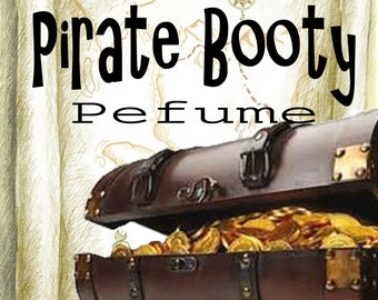 Pirate Booty Premium Perfume Oil Roll On Fragrance Whimsy Dancer