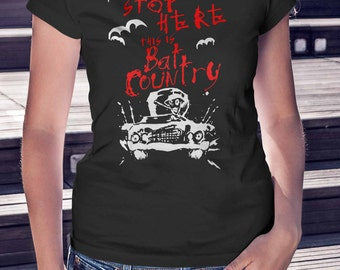 Valentine's Gift Fear and loathing in Las Vegas t-shirt