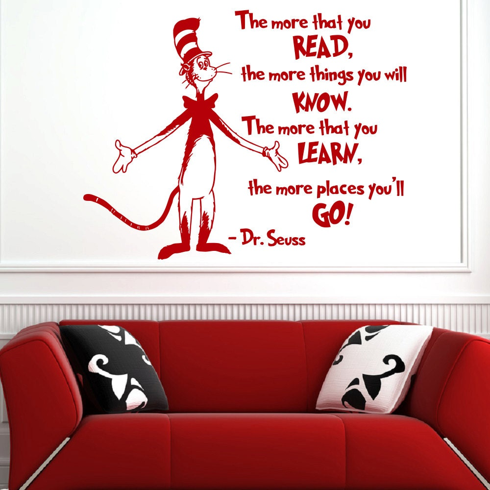Chandeliers pendant lights for Dr seuss wall mural decals