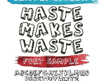 how to add font to fpdf makefont