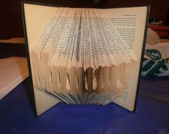 Mummy book folding pattern, mum, mothers day