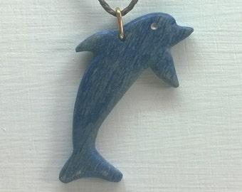 Dolphins pendant,
