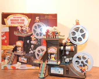 """Enesco-Small World of Music-""""Hooray For Hollywood""""- Motion and Music"""