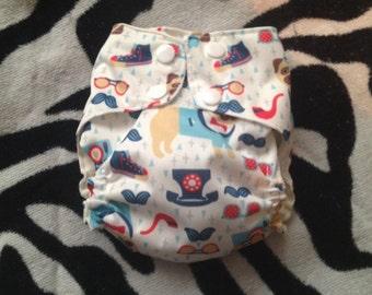Newborn Pocket Diaper