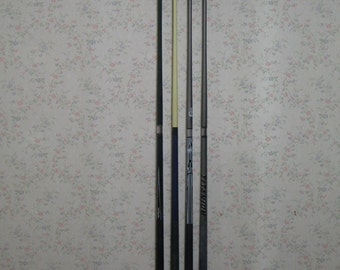 3 or 4 Cue Wall Mounted Pool Cue Storage Rack
