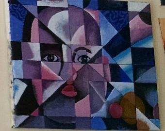 Cubist Doll