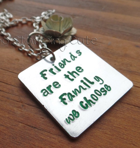 Friends Are Family Gift Ideas For Friends By