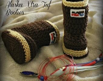ALASKA XTRA TUF Booties (5 Infant Sizes)