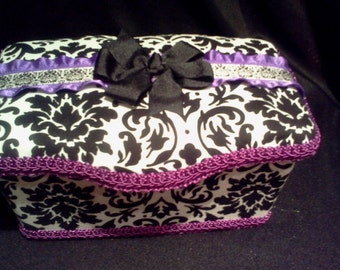 Custom Baby Wipes Box