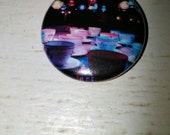 Teacups ride button