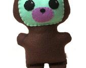 Bearling - Eco-friendly Felt Plush Bear