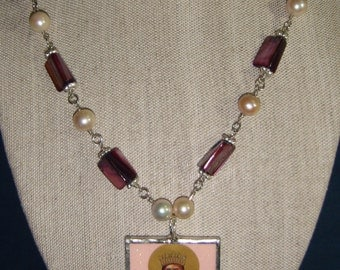 St Catherine Necklace  inv814