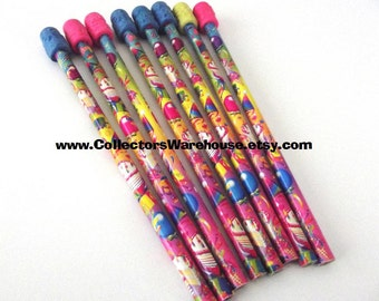 Lisa Frank Pencil Prints Birthday Cake party celebration  Back to School Office Supplies