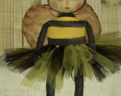 Primitive Bee Epattern