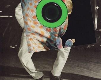 dancegeckodancedancedance Original Collage
