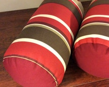Unique Large Bolster Pillow Related Items Etsy