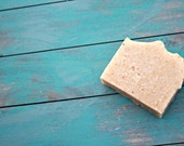 Honey n Oats Soap Bar - Unscented - All Natural Soap Bar - Cold Process Soap