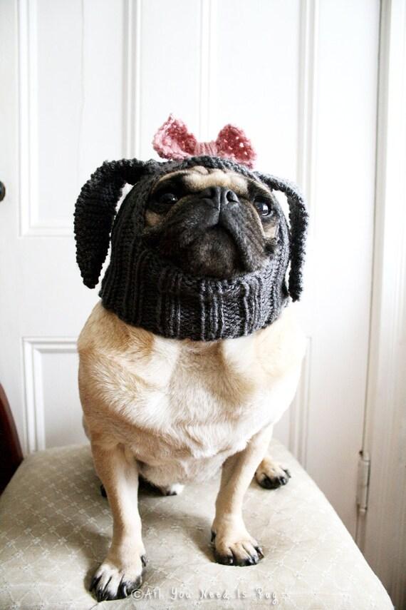Dog Hat - Little Lady Rabbit Hat