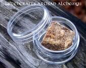 Premium VANILLA AMBER Resin, 5 Grams All Natural Perfume Incense for Sensuality, Meditation, Mysticism, Magic