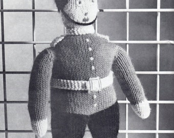 Free Knitting Pattern Toy Soldier : Unavailable Listing on Etsy