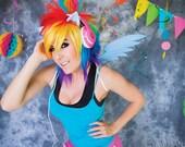 Pony Ears & Angel Wings Set
