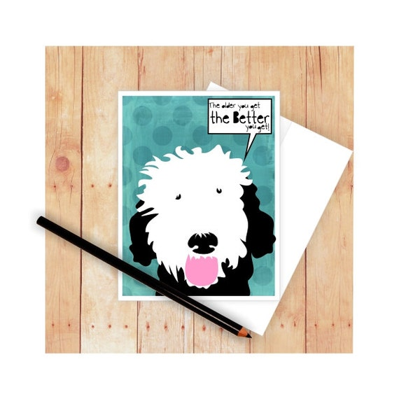 Dog Birthday Card Happy Dog Youre the Best Card Thank – Portuguese Birthday Cards
