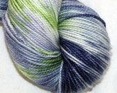 April Showers--Twisted Top Cat--MCN fingering